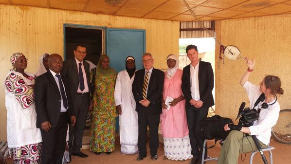 Santé infantile au Niger: des succès impressionnants mais fragiles