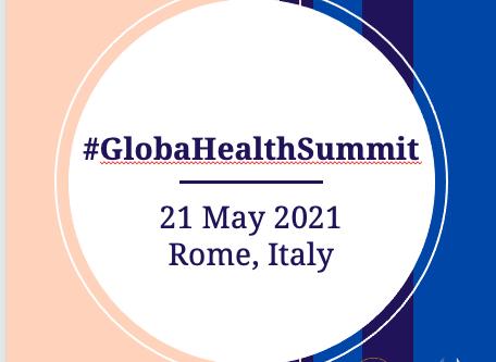 Communiqué d'Action Santé Mondiale à la veille du Global Health Summit
