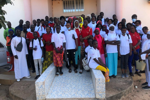 Zoom sur le projet Devenir d'Amref Health Africa : entretien avec Papa Gorgui Ndiaye, inspecteur académique de la région de Sédhiou, Sénégal